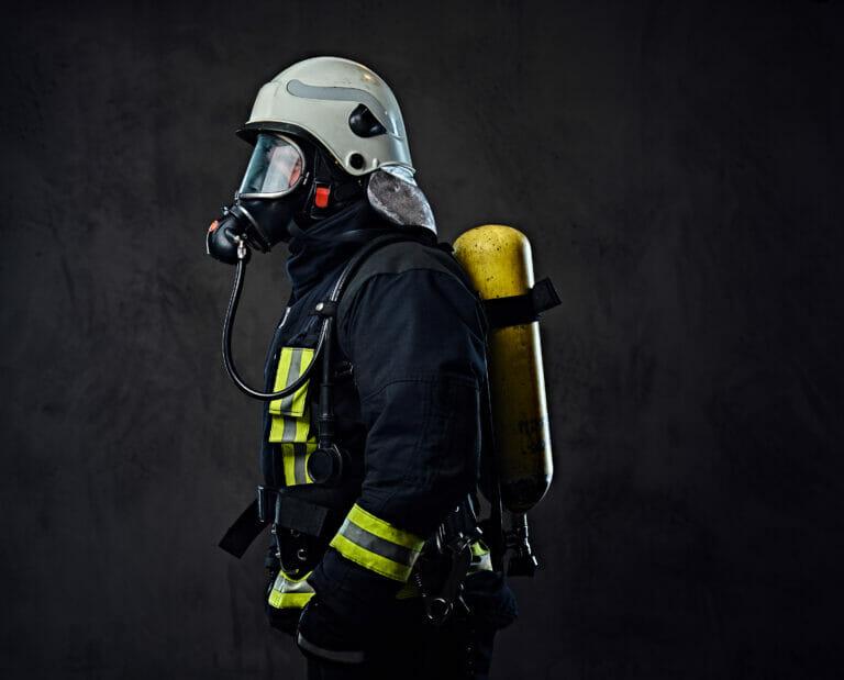Apa itu Self Contained Breathing Apparatus (SCBA)?